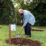 Selo comemorativo eterniza compromisso da Itaipu com a preservação ambiental