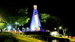 Monumento de Nossa Senhora Aparecida espera 50 mil turistas na Semana da Padroeira