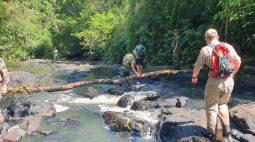 Iguassu Secret Falls participa de mapeamento para rotas de segurança nas cachoeiras secretas