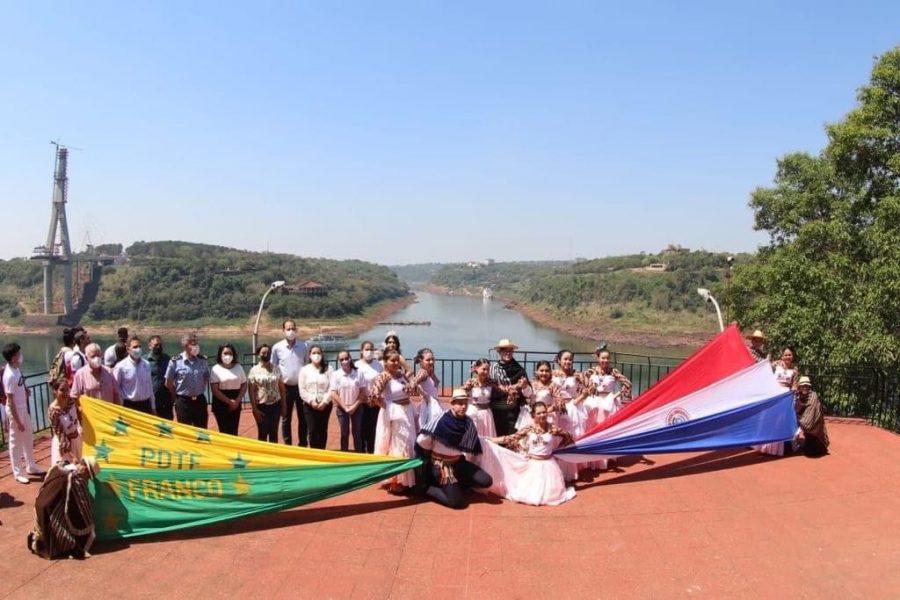 Prefeitura de Foz promove atividades culturais em Presidente Franco, pelo Dia Mundial do Turismo