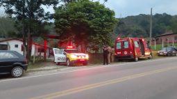 Rapaz reage a assalto e é morto com tiro no peito no quintal de casa