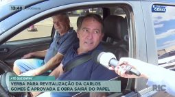 Verba para revitalização da Carlos Gomes é aprovada e obra sairá do papel