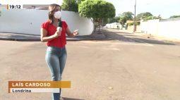 Câmera de segurança flagra mulher sendo roubada por ladrão na Zona Sul