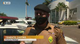 Homem é preso com carro roubado e diz que foi pago para esfriar o veículo