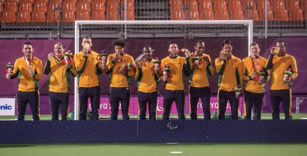 Campeonato Brasileiro de futebol de 5 inicia no fim de outubro; confira curiosidades