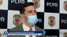 Avião roubado em Foz do Iguaçu: polícia acredita que vai servir ao tráfico