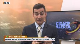 Cidade Alerta Londrina Ao Vivo | Assista à íntegra de hoje –  26/10/2021