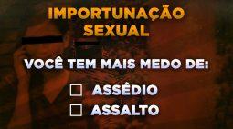 Importunação sexual não é só falta de noção, é crime e 36% das brasileiras já foram vítimas