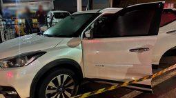 Empresário de Toledo morre, após ser baleado dentro de veículo