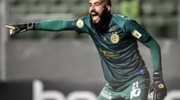 """Danilo Fernandes ganha sequência no Bahia e consegue bons números: """"Trabalho diário"""""""