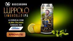 Cerveja exclusiva com toque de limão-siciliano brinda os 47 anos da Rede Condor