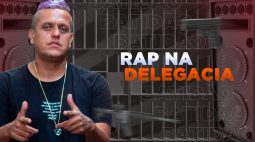 Rapper famoso no Youtube é preso por postar vídeos exibindo duas armas