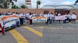 """Família de homem desaparecido há quase 20 dias faz manifestação comovente: """"Onde está Beto?"""""""