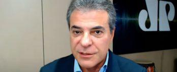 'Lideranças políticas insistem que eu volte', diz Beto Richa sobre pré-candidatura