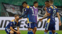 Conmebol suspende jogadores e multa Boca Juniors por confusão no Mineirão