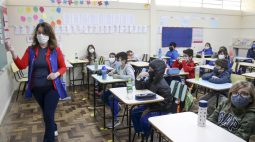 Cadastramento de crianças para pré-escola e 1°ano em escolas da rede municipal de Curitiba termina hoje (26)