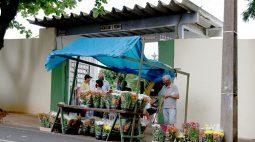 Inscrição de ambulantes para venda nos cemitérios de Londrina abre nesta segunda (18)