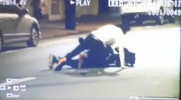 Morre mulher atingida por carro de motorista que agrediu repórter cinematográfico