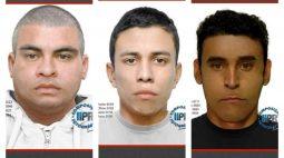 Polícia divulga retrato falado de assaltantes que invadiram fazenda em Antonina