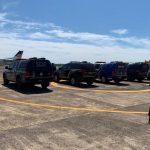 Presos de Ponta Porã são transferidos sob forte esquema de segurança na Fronteira