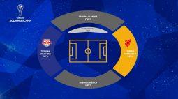 Ingressos para as finais da Sul-Americana e Libertadores variam de R$ 556 a R$ 3,6 mil
