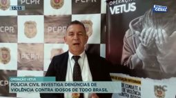 Polícia Civil investiga denúncias de violência contra idosos