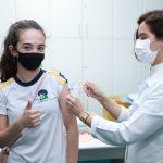 Maringá atinge 100% do Plano de Imunização contra a covid-19 nesta quarta