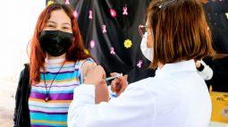 Maringá vacina maiores de 13 anos contra o coronavírus