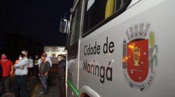 Greve: sindicato deve manter 60% dos ônibus rodando em Maringá nesta segunda, diz Justiça