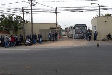 Greve dos motoristas de ônibus em São José dos Pinhais: confira linhas prejudicadas