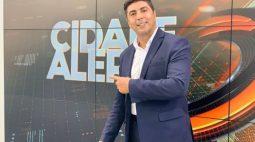 Cidade Alerta Maringá ganha novo apresentador: Nader Khalil um dos maiores repórteres investigativos da Região Sul