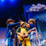 'João e o Pé de Feijão' encerra festival de teatro infantil com plateia presencial