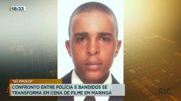 Bandidos morrem na troca de tiros com a polícia após roubarem casa