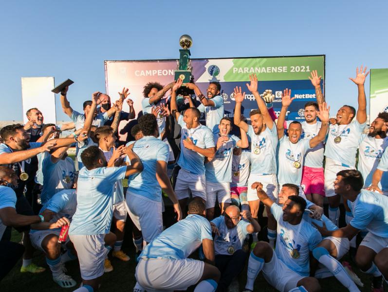 Londrina é campeão do Paranaense 2021