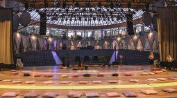 Ópera de Arame recebe evento focado em meditação e autoconhecimento