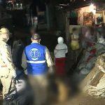 Homem é executado ao lado da mulher grávida em beco no Parolin