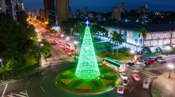 Curitiba lança programação do Natal 2021