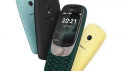 Com bateria para 21 dias, Nokia 'tijolão' é relançado