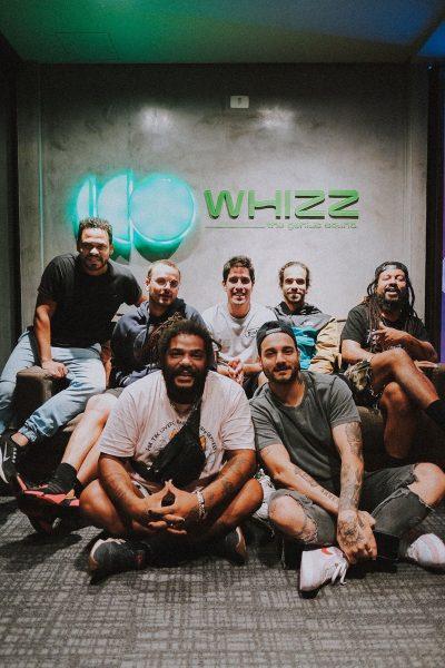 Banda Onze:20 grava novo álbum em Curitiba