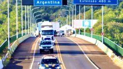 PRF orienta sobre documentos exigidos na fronteira com a Argentina; veja lista