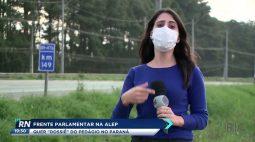 Frente parlamentar na Alep: quer 'dossiê' do pegádio no Paraná