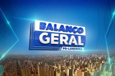 Balanço Geral Londrina Ao Vivo | Assista à íntegra de hoje – 18/10/2021