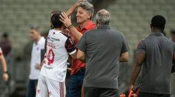 Flamengo deslancha no 2º tempo, vence o Fortaleza e segue perseguindo a liderança do Brasileirão