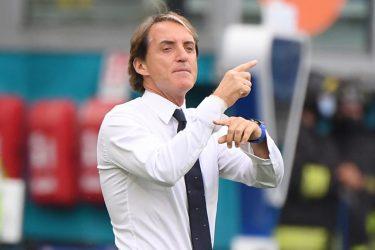 """Roberto Mancini projeta duelo contra a Espanha: """"Dificuldade na posse de bola"""""""