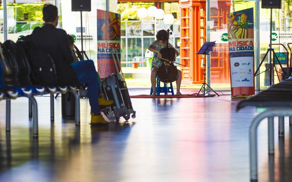 Projeto itinerante gratuito leva música e cultura às cidades do Paraná