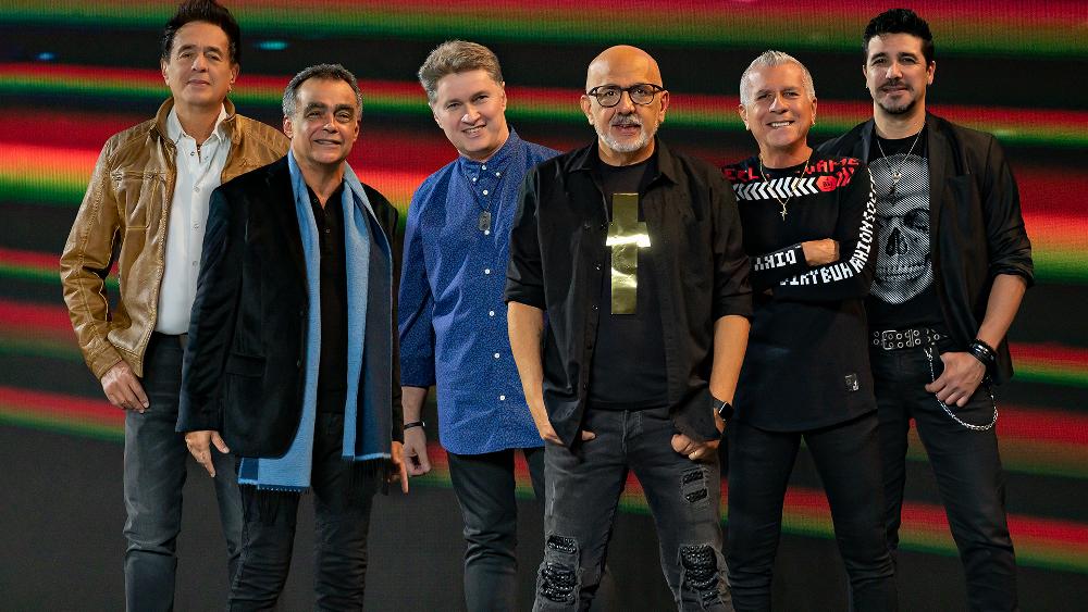 Roupa Nova fará três apresentações no Teatro Positivo para celebrar os 40 anos