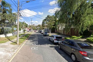 Rua do bairro Mercês tem ampliação do sentido único para veículos a partir de quarta-feira (13)