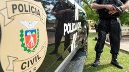 Trio é preso por sequestrar mulher durante negociação de drogas entre criminosos da Paraíba e do Paraná