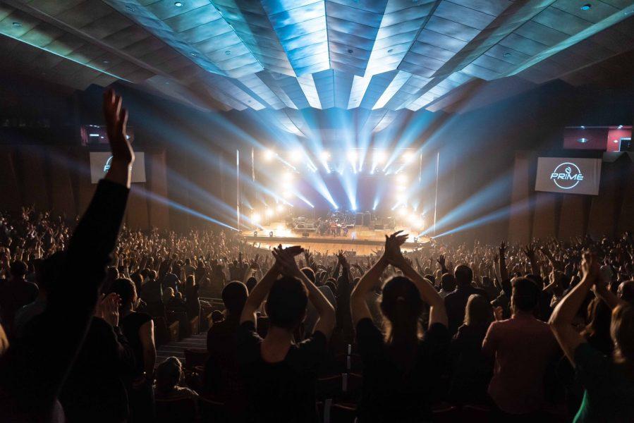 Retomada dos shows na capital é marcada por rígidos protocolos de segurança