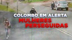 Quem é o homem suspeito de perseguir e ameaçar mulheres nas ruas de Colombo?